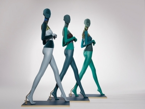 Pop up Showroom Hans Boodt Mannequins